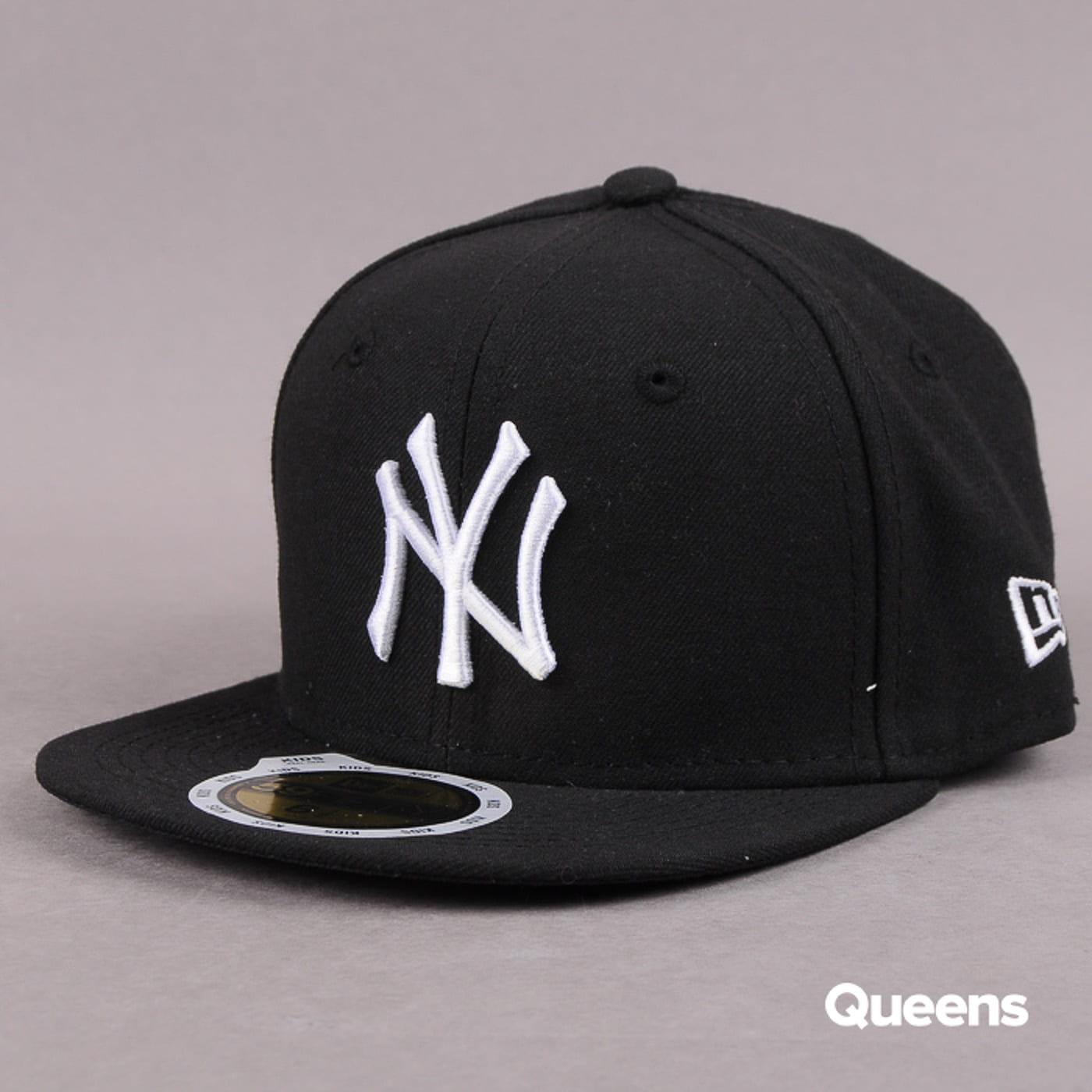 New Era Kids MLB League Basic NY schwarz