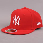New Era Kids MLB League Basic NY C/O červená