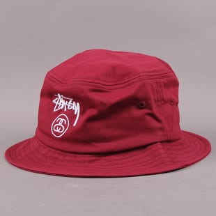 e576ba3106c Klobouk Stussy Stock Lock Fa14 Bucket Hat – Queens 💚