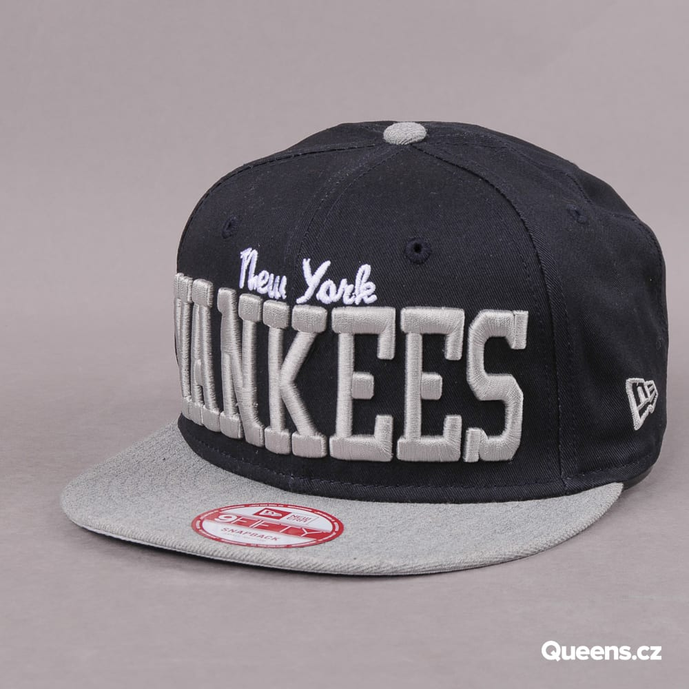 New Era Varsity Teamer NY navy / šedá