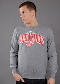 Mitchell & Ness Team Arch Crew Detroit Red Wings