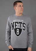 Mitchell & Ness Team Arch Crew Brooklyn Nets