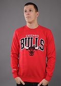 Mitchell & Ness Team Arch Crew Chicago Bulls