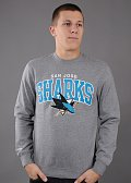 Mitchell & Ness Team Arch Crew San Jose Sharks