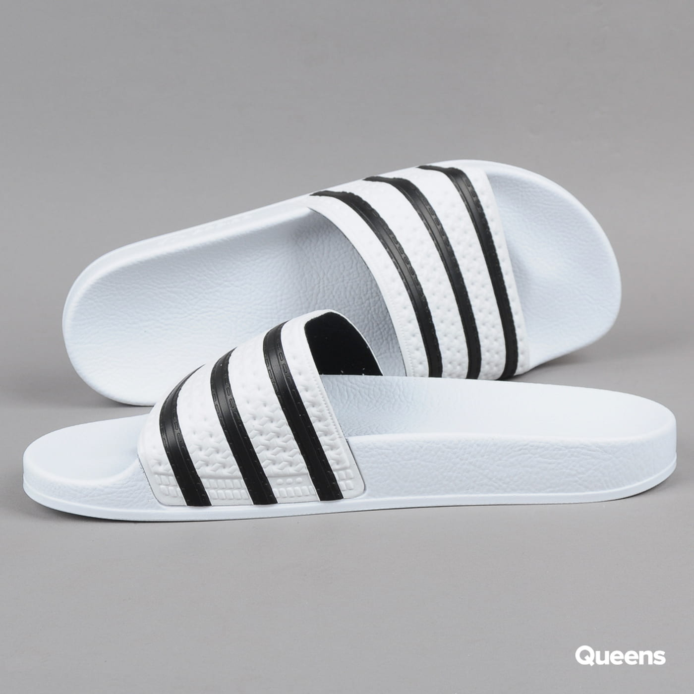 adidas Adilette white / cblack / white