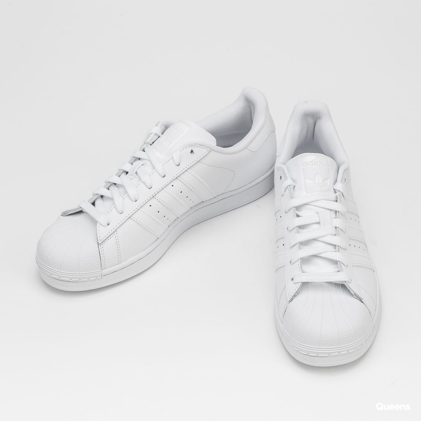 adidas Superstar Foundation ftwwht / ftwwht / ftwwht