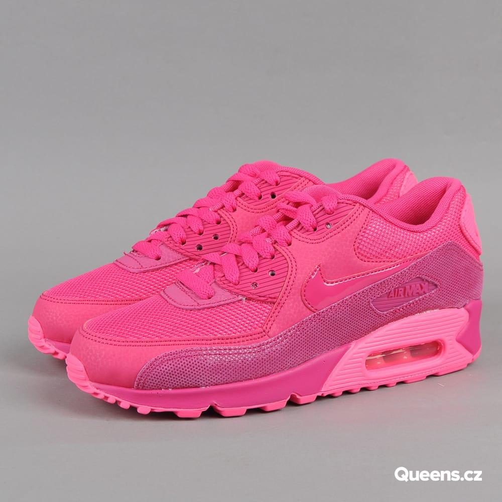 Obrázek k otázce: Kde koupím růžové Air Max?