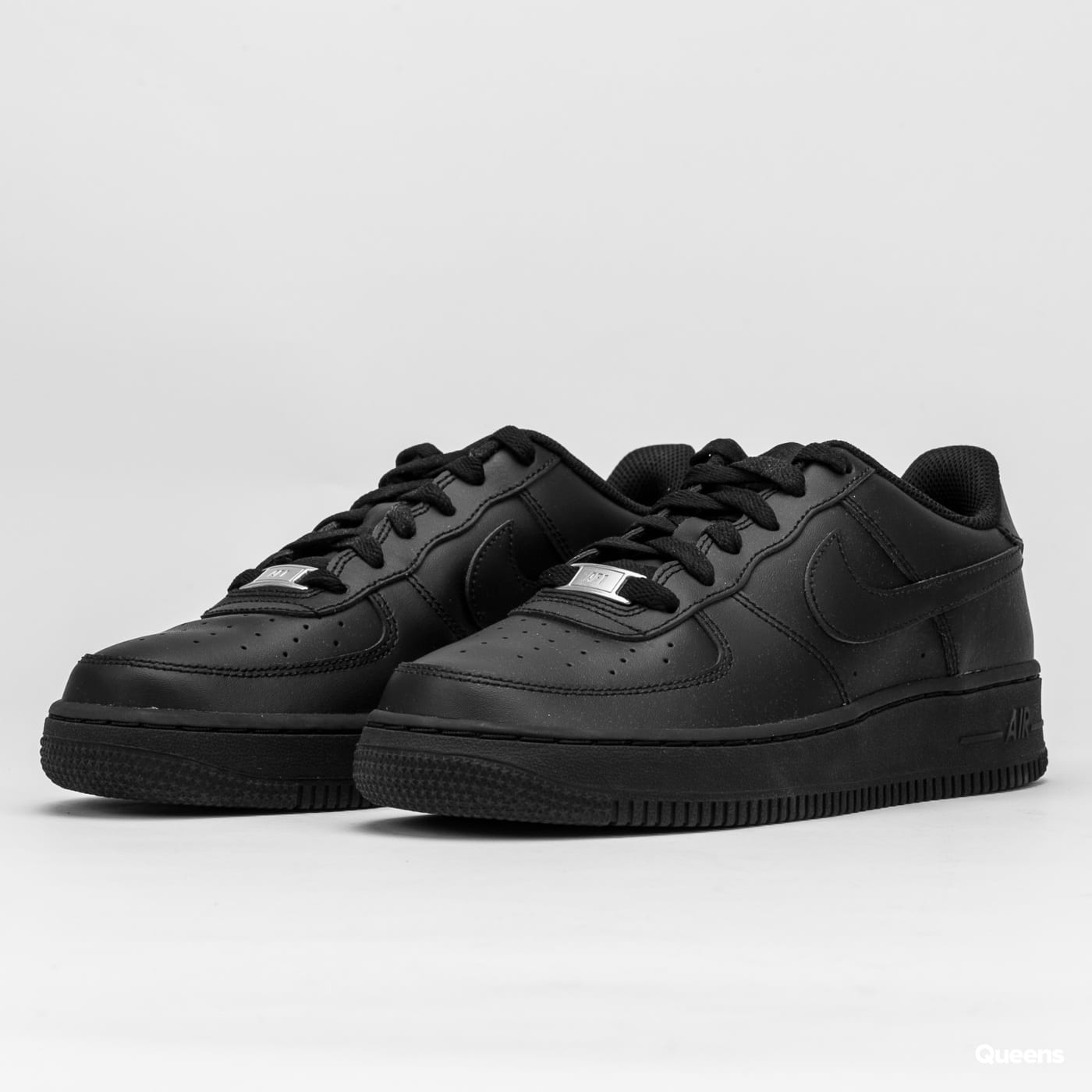 Nike Air Force 1 (GS) black / black - black