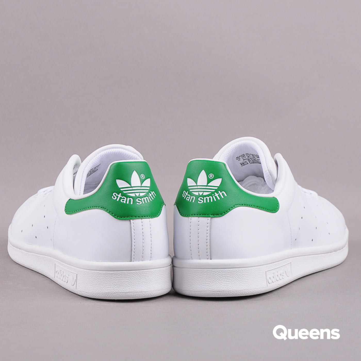 adidas Originals Stan Smith ftwrwhite / corewhite / green