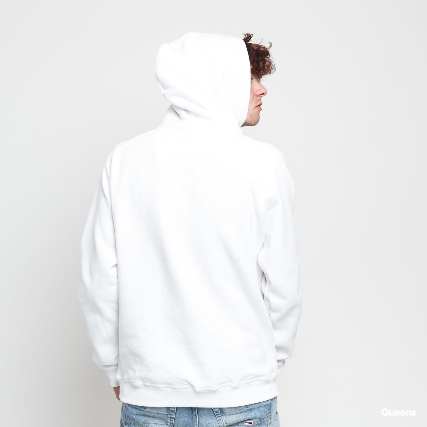 Urban Classics Blank Hoody white