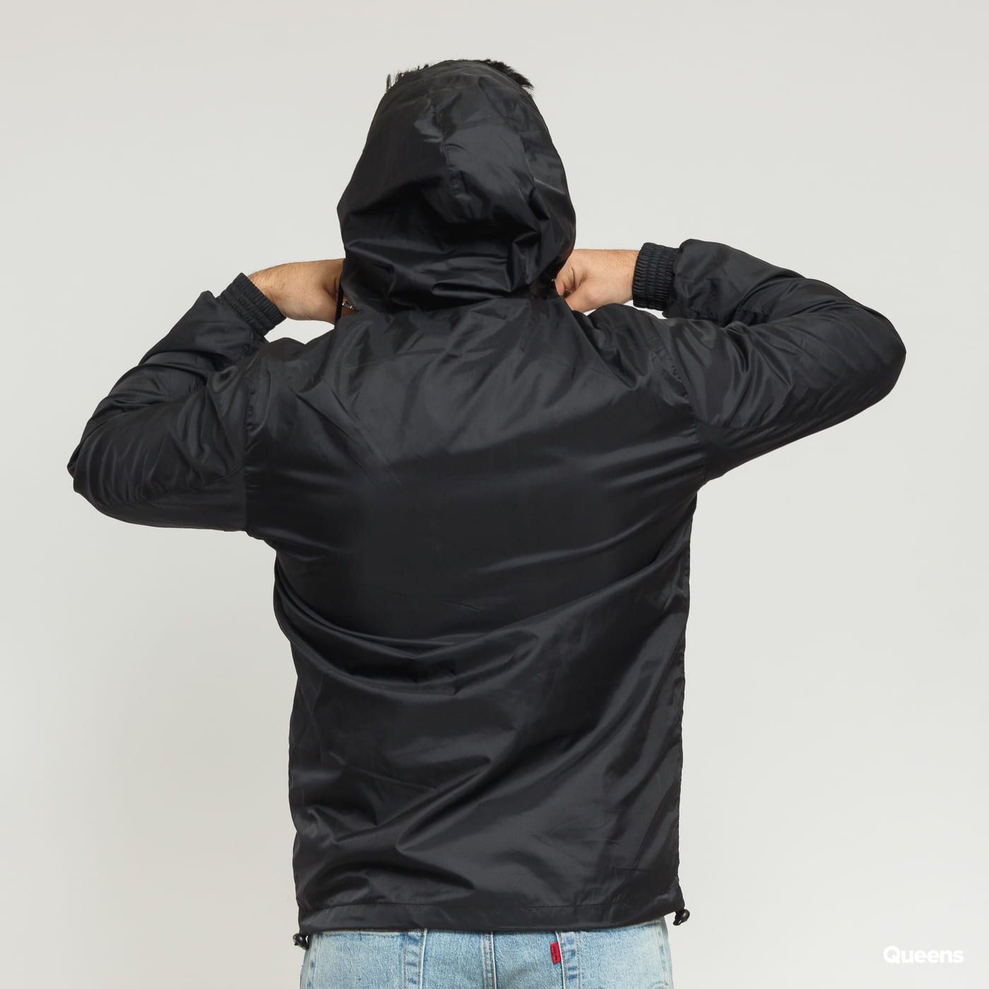 Urban Classics Pull Over Windbreaker black