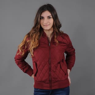 Urban Classics Ladies Diamond Quilt Nylon Jacket