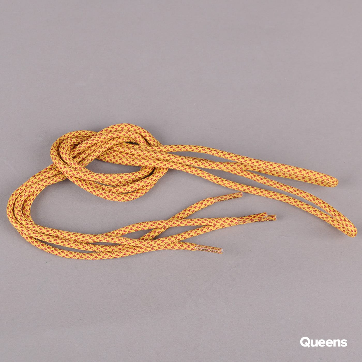 MD Tube Laces Rope Multi beige / brown