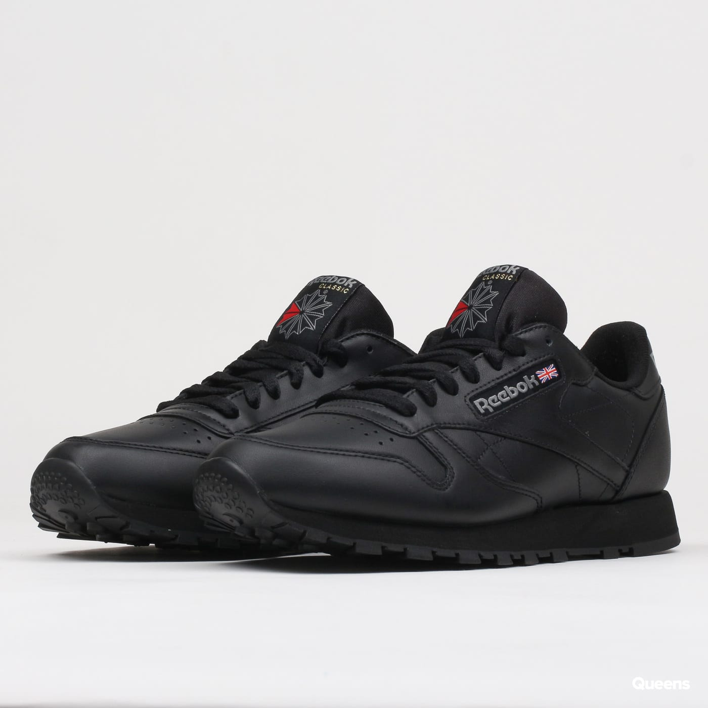 Reebok Classic Leather schwarz