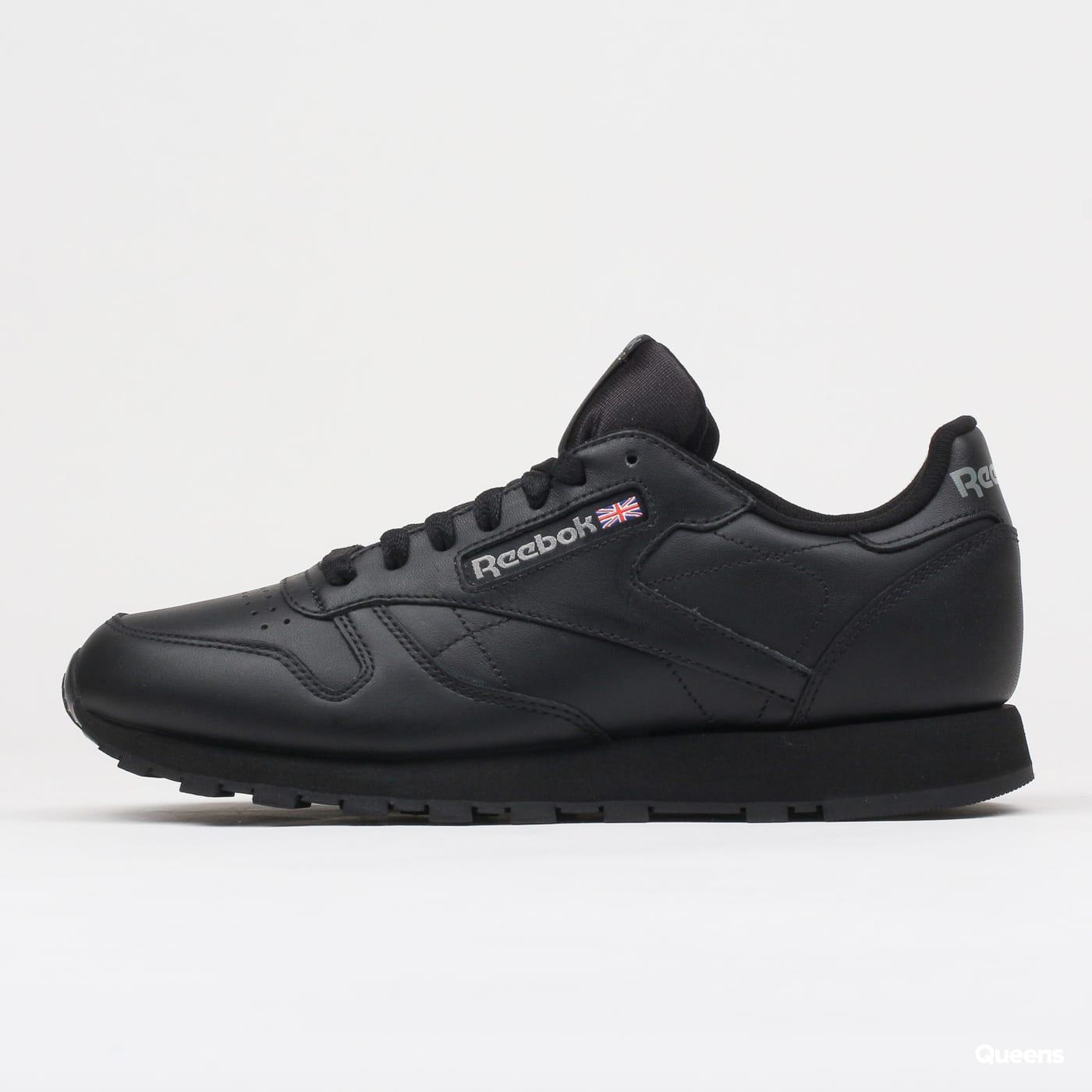 Reebok Classic Leather schwarz