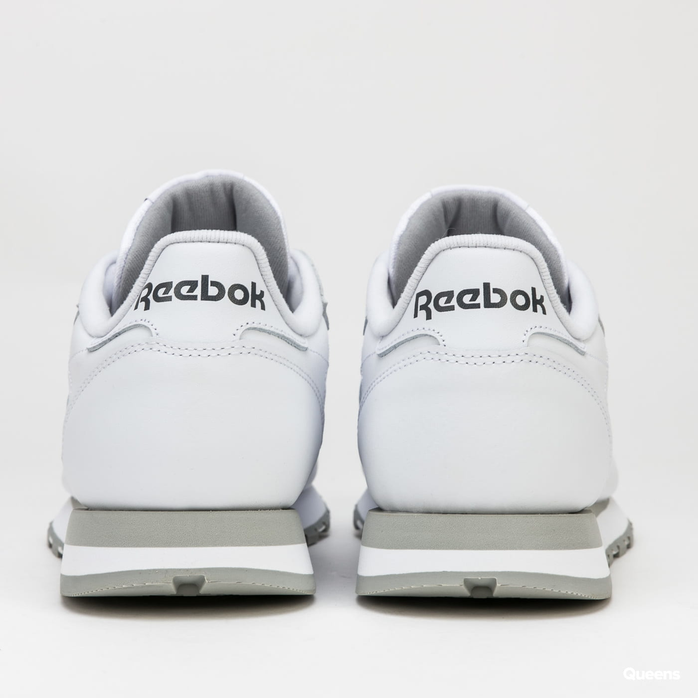 Reebok Classic Leather white / lt grey