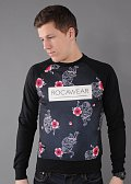 Roca Wear Flowers Crewneck