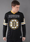 Majestic Chucker Hockey LS Boston Bruins