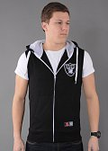 Majestic Watson Sleeveless Raiders