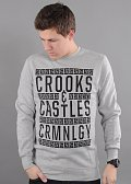 Crooks & Castles Criminology Sweatshirt