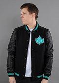 K1X Leaf Crest Varsity Jacket