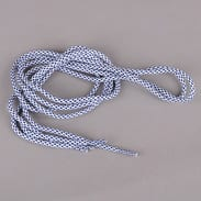 MD Tube Laces Rope Multi bílé / navy