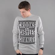 Crooks & Castles Criminology Sweatshirt