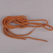 MD Tube Laces Rope Multi black / neon orange