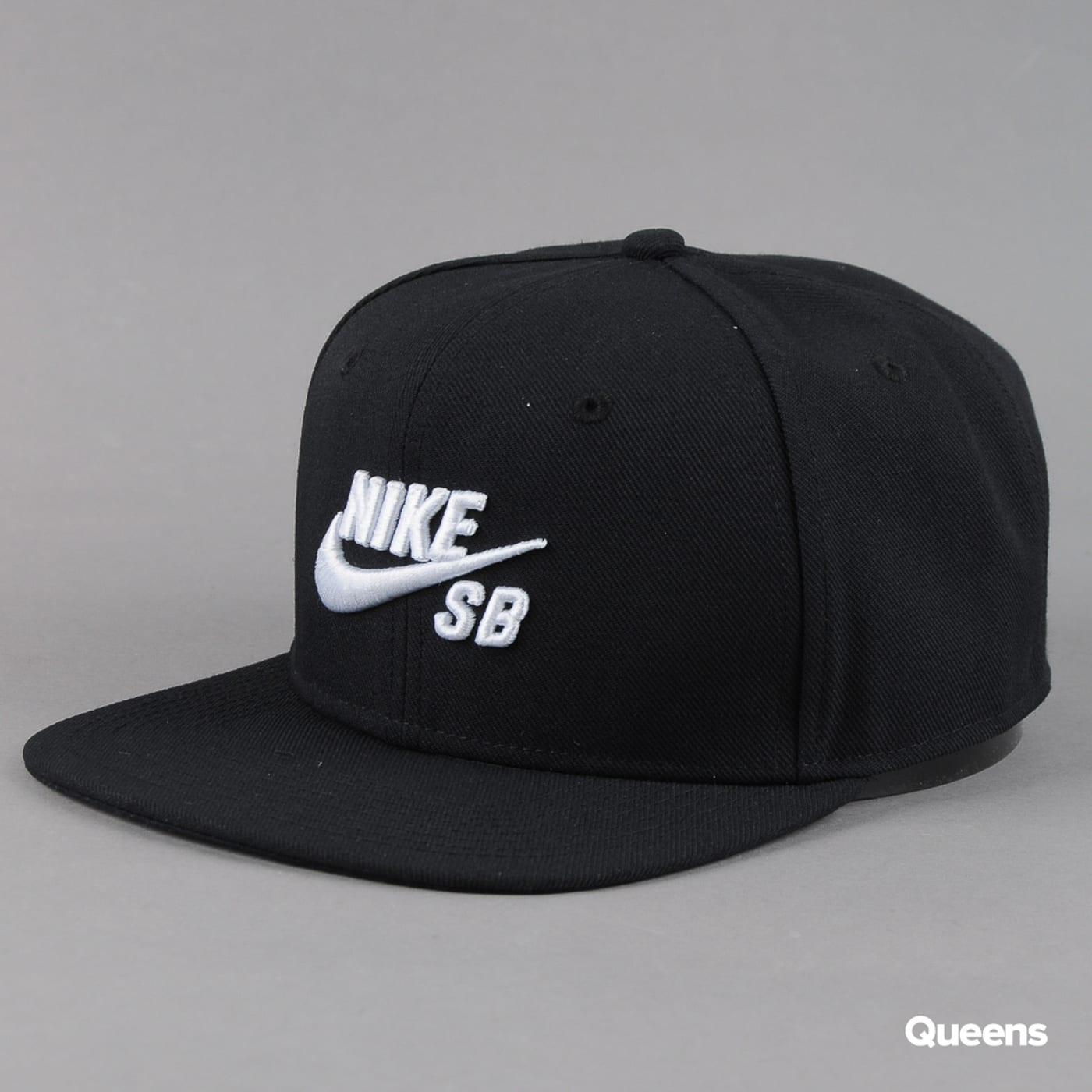 Nike Snapback Icon Pro čierna / biela