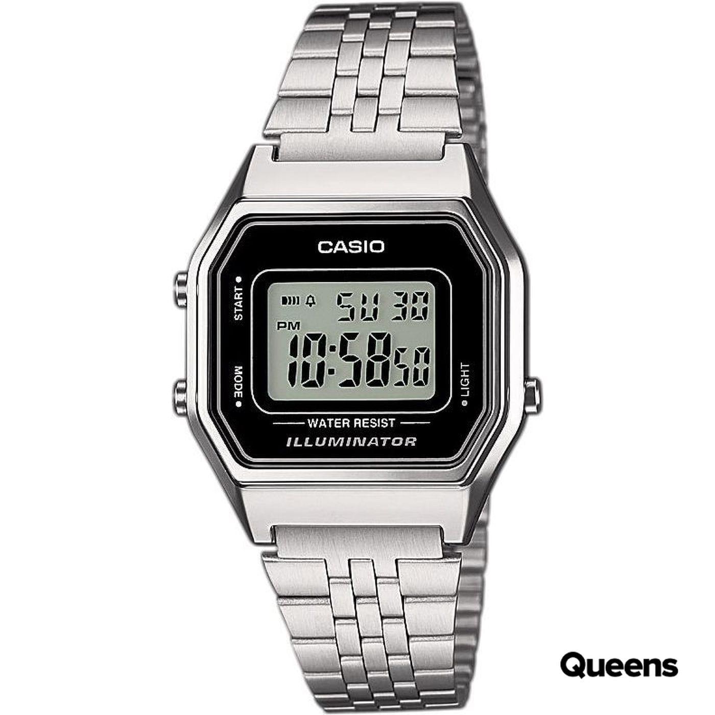 Casio LA680WEA-1BEF silver