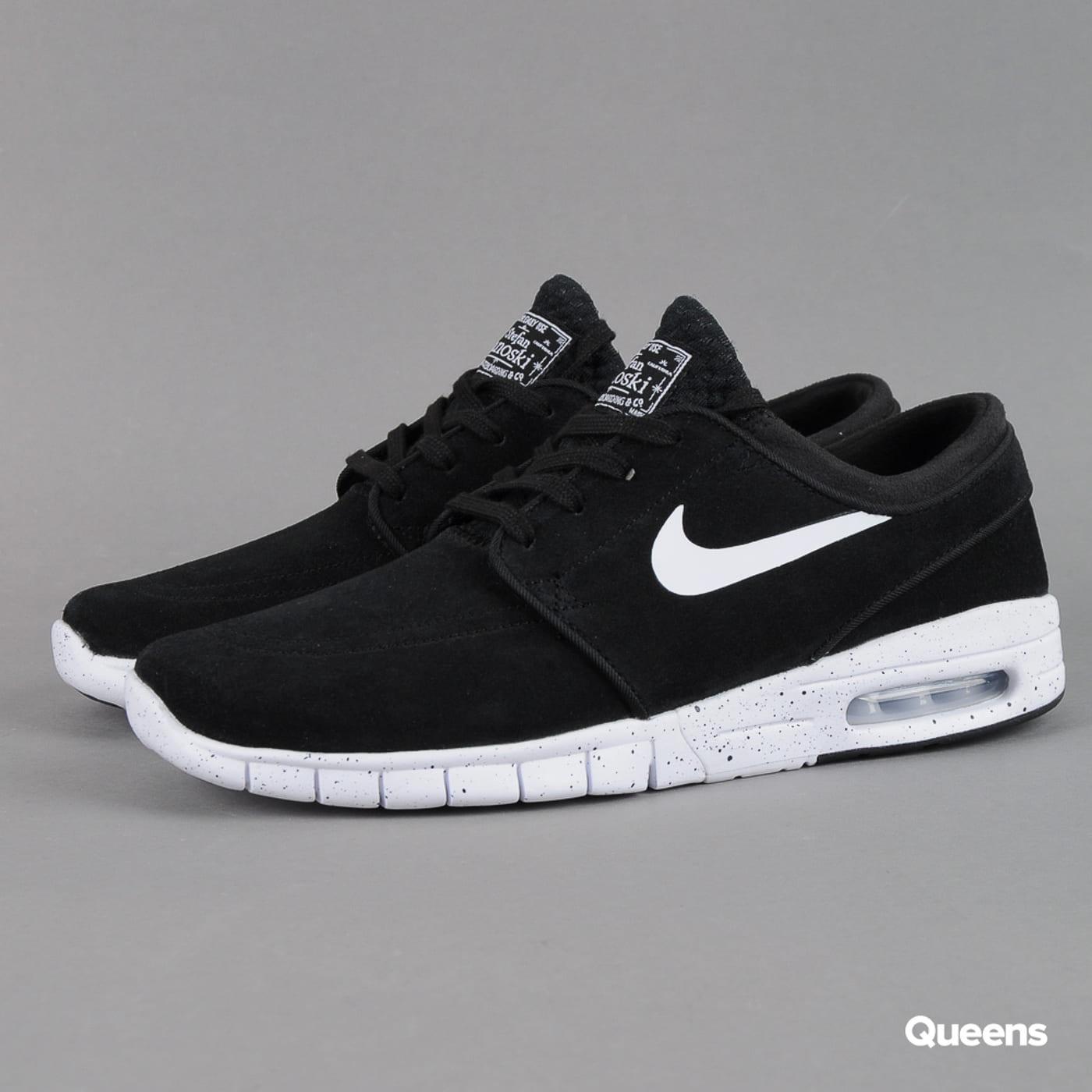 Nike Stefan Janoski Max L schwarz / weiß