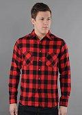 Urban Classics 99 Stars Flanell Shirt