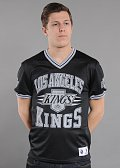 Mitchell & Ness #1 Spot Mesh Short Sleeve LA Kings