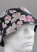 Primitive Rose Noir Bucket Hat