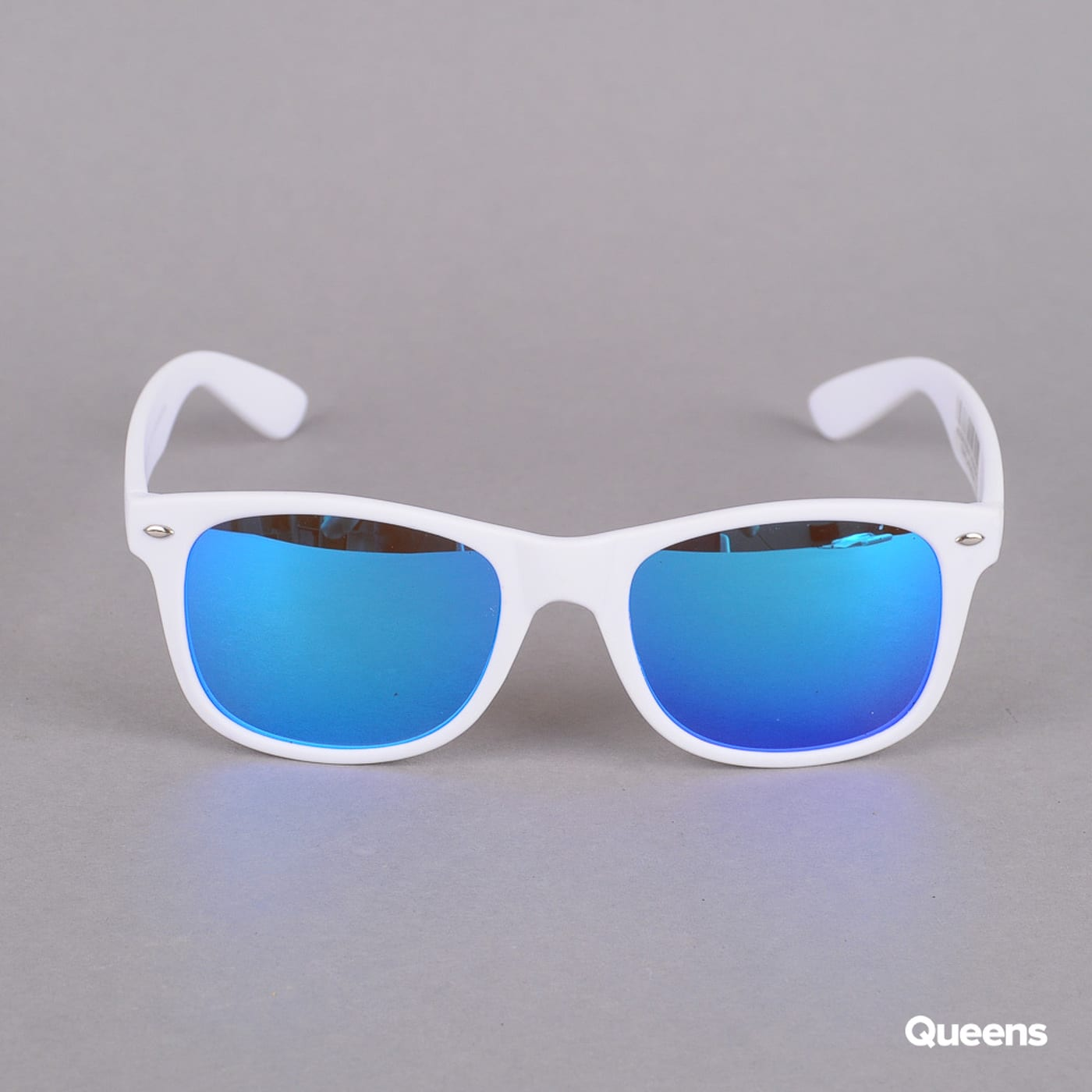 MD Sunglasses Likoma Mirror weiß / blau