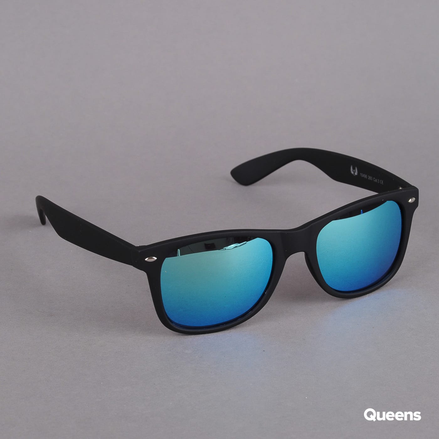 MD Sunglasses Likoma Mirror black / blue