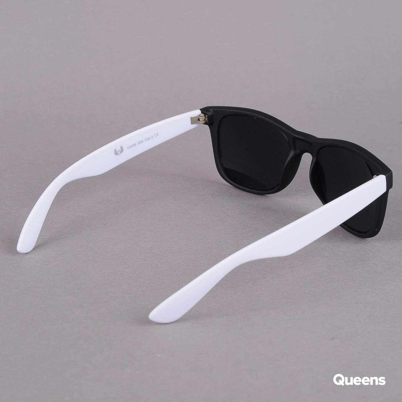 MD Sunglasses Likoma Mirror schwarz / weiß / silber