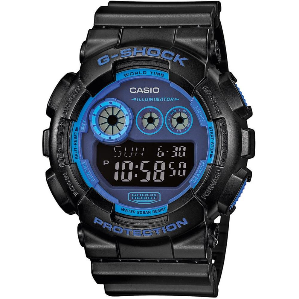 Casio G-Shock GD 120N-1B2ER čierne / modré