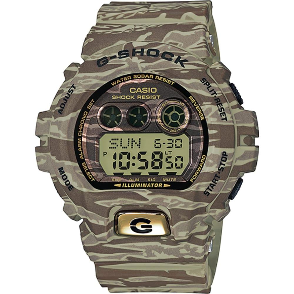 Casio G-Shock GD X6900TC-5ER camo grün