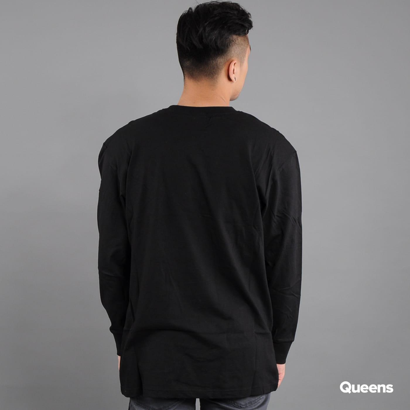 Urban Classics Tall Tee L/S black