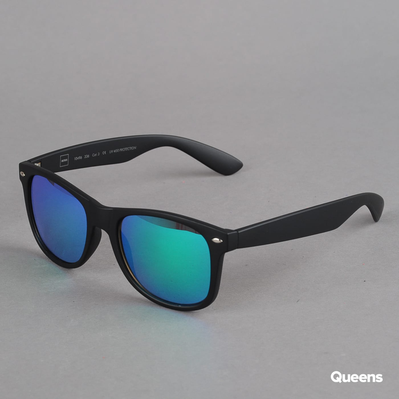 MD Sunglasses Likoma Mirror čierne / zelené