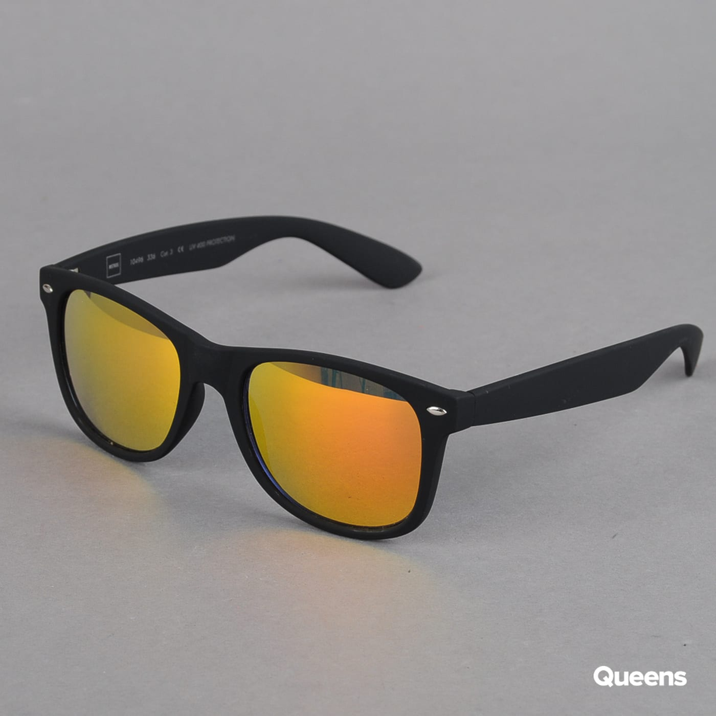 MD Sunglasses Likoma Mirror schwarz / orange