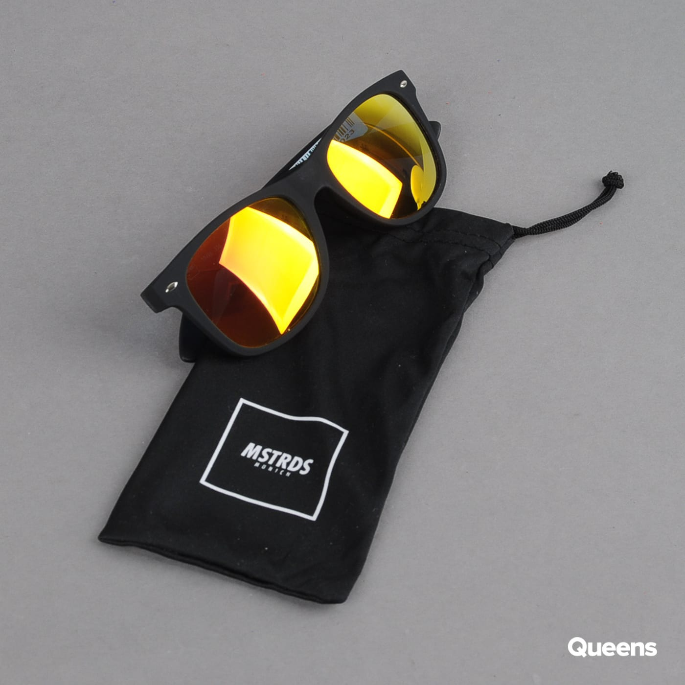 MD Sunglasses Likoma Mirror black / orange