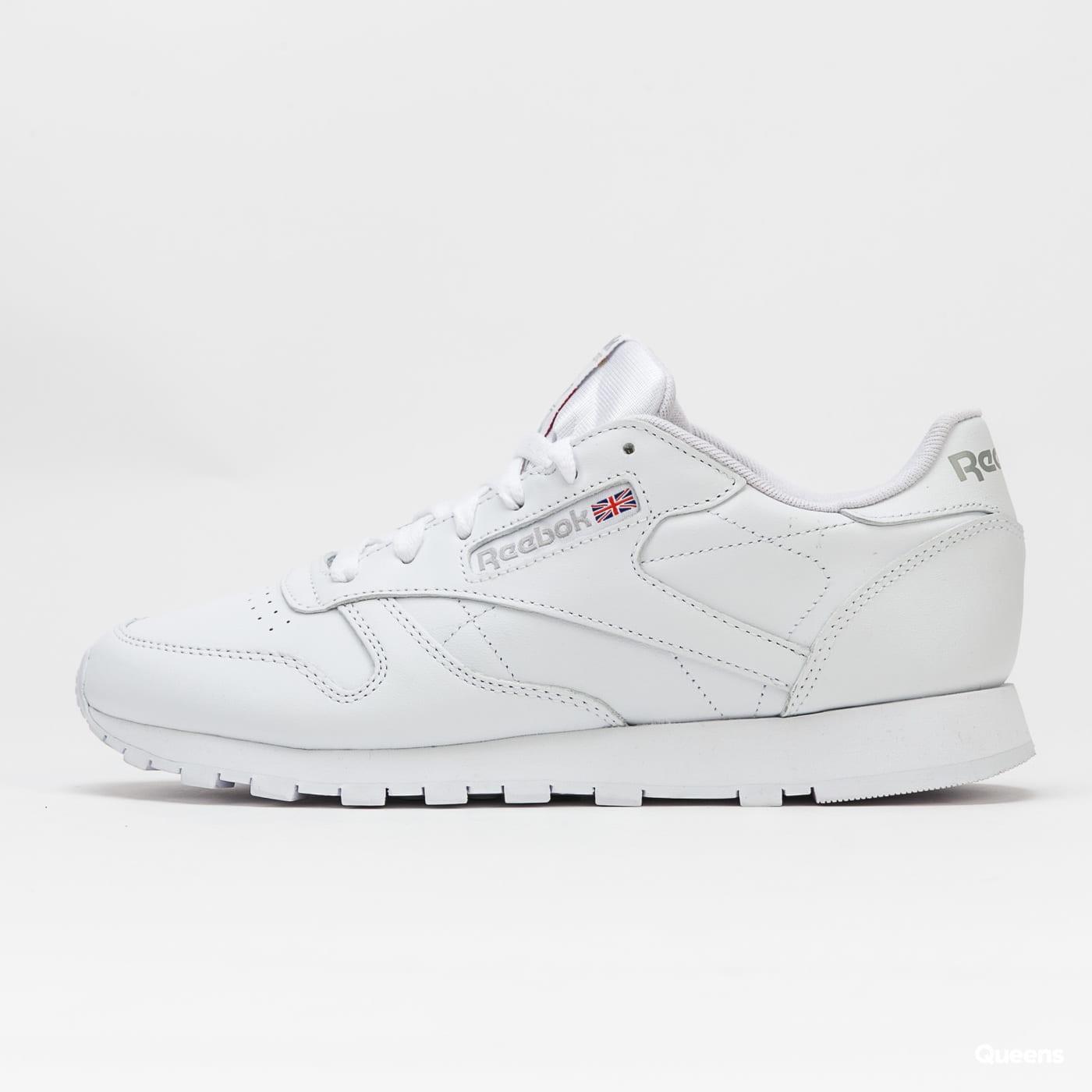 Reebok Classic Leather W white