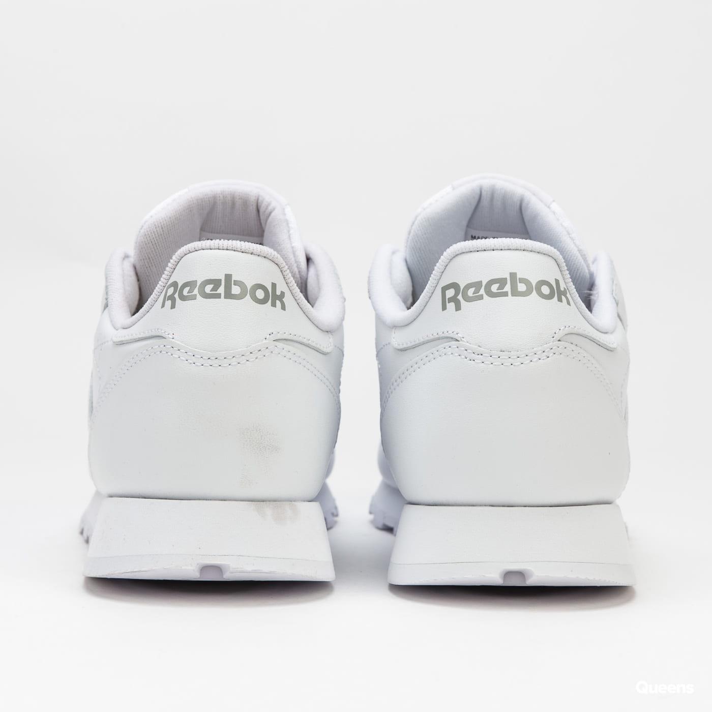 Reebok Classic Leather W weiß