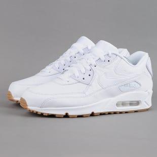Nike Air Max 90 Leather PA white   white - gum light brown abab83ed6