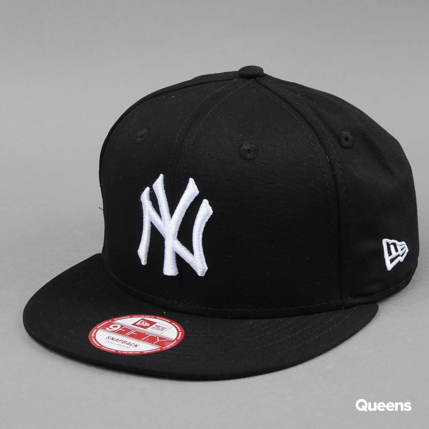 New Era 950 MLB NY black / white