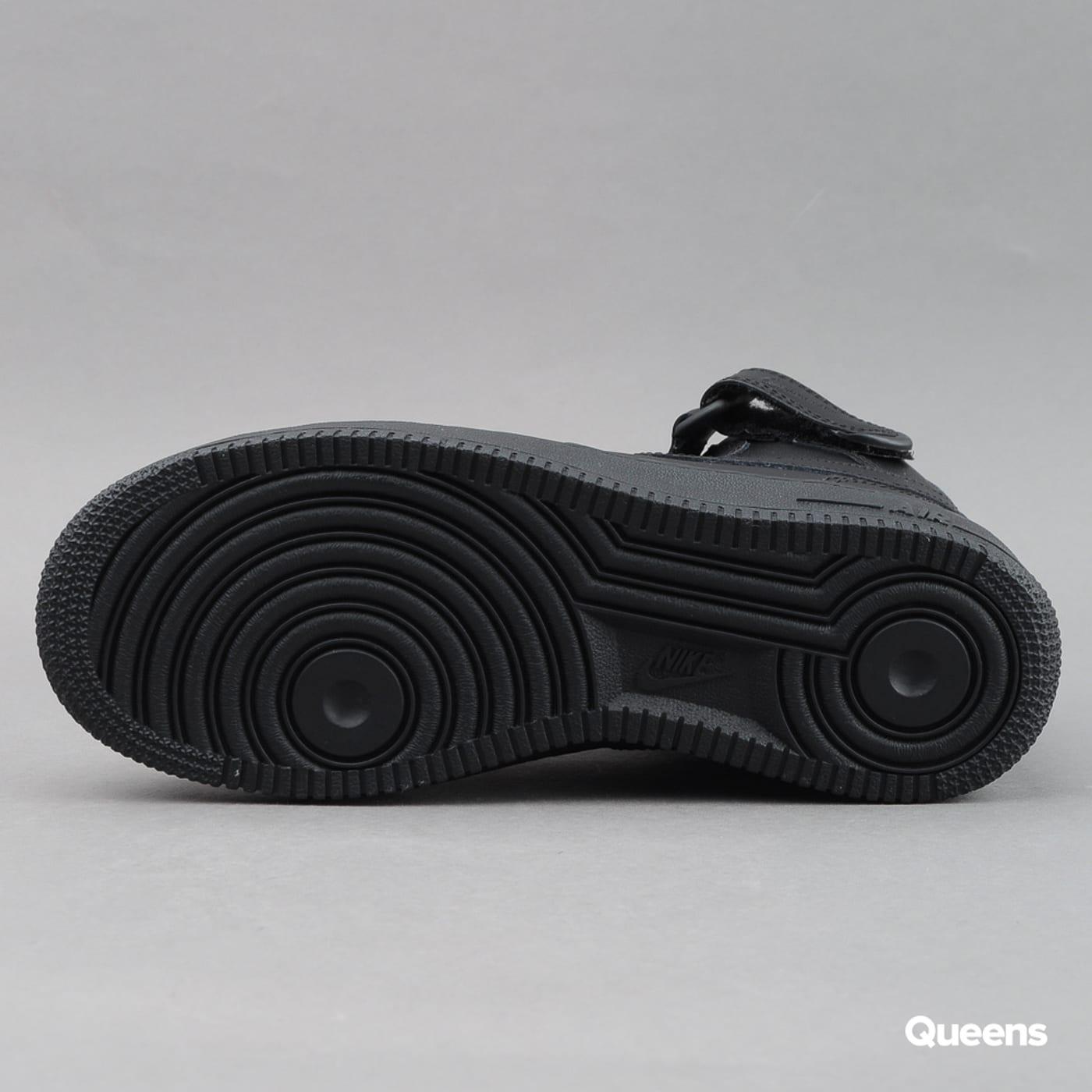 Nike WMNS Air Force 1 Mid '07 LE black / black