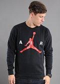 Jordan Jumpman Graphic Brushed Crew