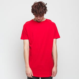 Urban Classics Long Shaped Slub Raglan